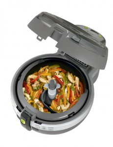 Tefal ActiFry Plus 1.2kg with integrated paddle