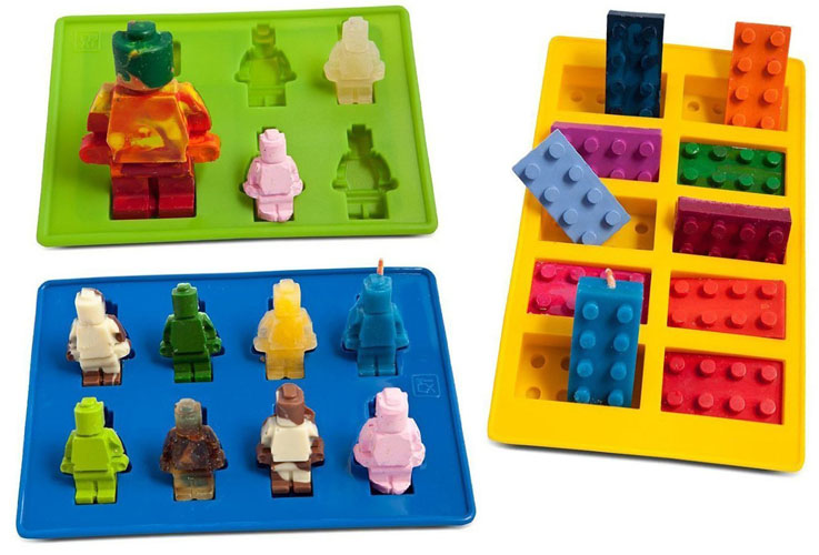 More Lego Candy Molds