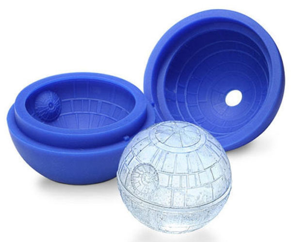Star Wars Death Star Ice Mould