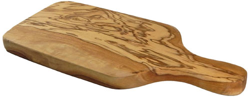 Le Souk Olivique Olive Wood Rectangular Board 10 by 5