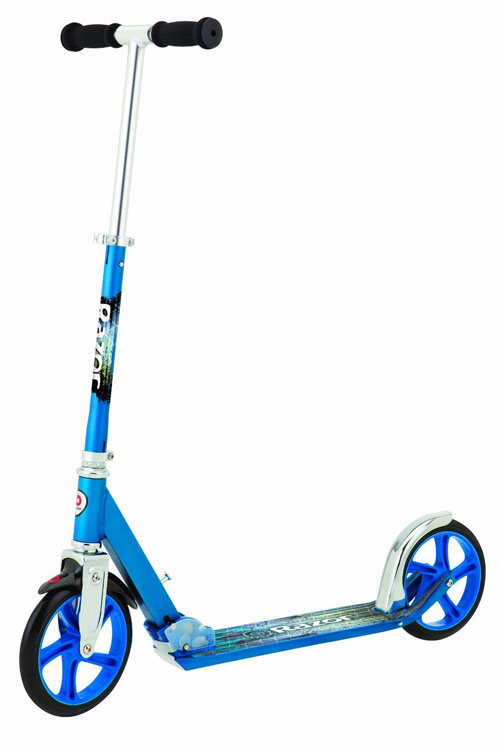 Razor A5 Lux Scooter Blue
