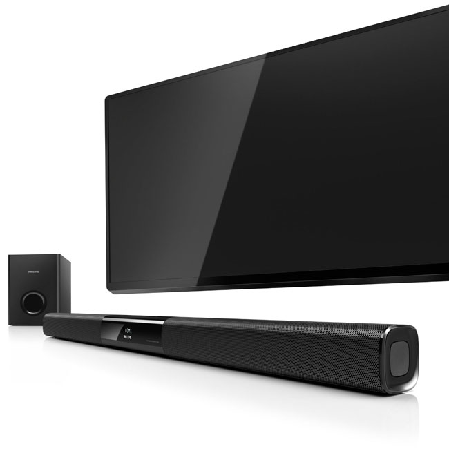 Sound Bars with Dolby Atmos
