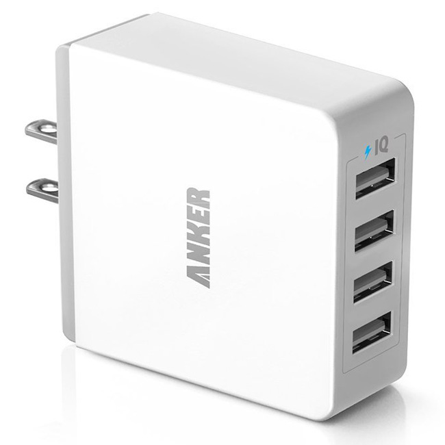 Anker 36W 4Port USB Charger