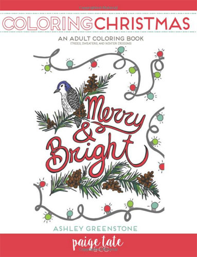 Coloring-Christmas-An-Adult-Coloring-Book