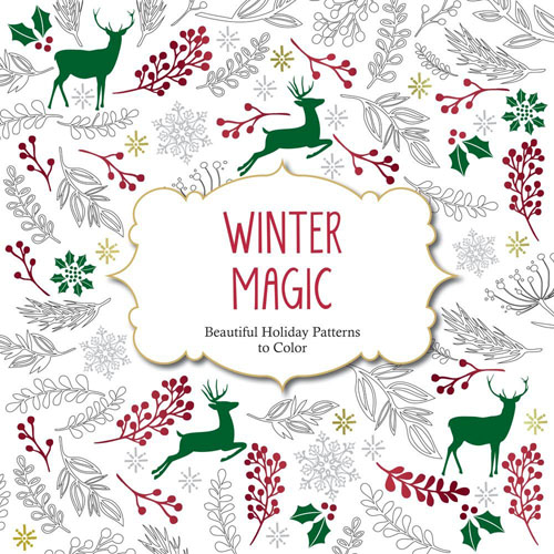 Winter Magic Beautiful Holiday Patterns