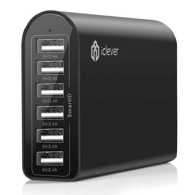 iClever 50W 6-Port