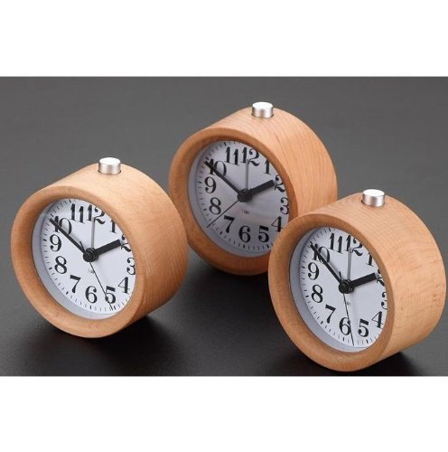 Glomarts Creative Small Round Classic Wood