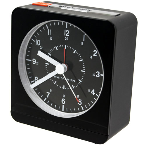 Best Compact Travel Alarm Clocks With Silent Movement And
