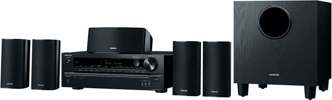 Onkyo HT-S3700 and Speakers