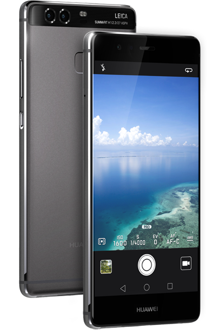 Huawei P9 featured