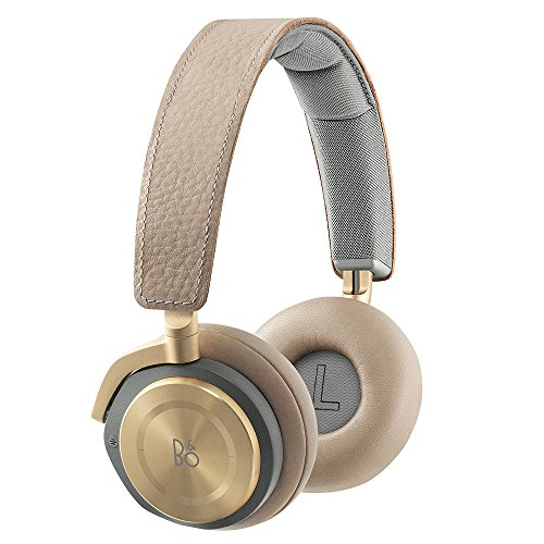 B&O PLAY BeoPlay H8 On-Ear Wireless Headphones Gold