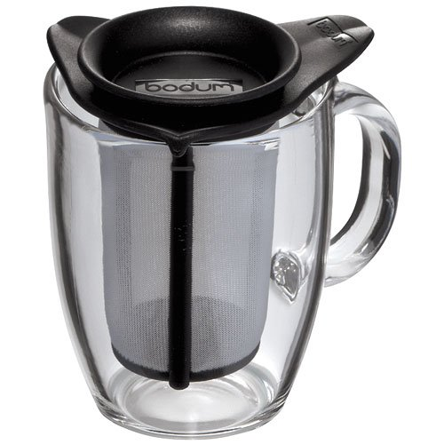 Bodum YO-YO Glass Mug
