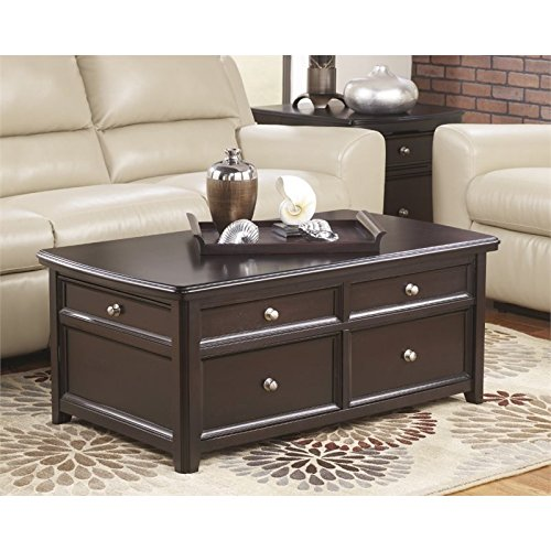Coffee Table Almost Black