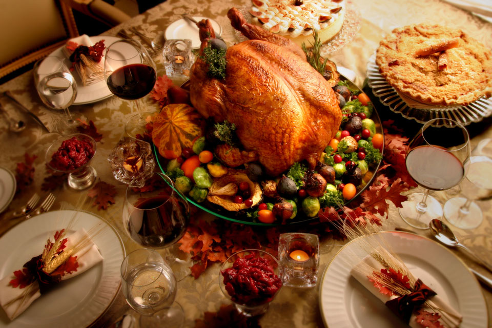 The Perfect Thanksgiving Dinner