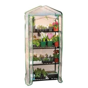 Four Tier Standing Green House