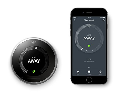Smart Thermostat Remote Control via App