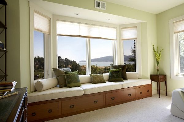 5 Simple Gorgeous Ideas For Bay Windows Colour My Living