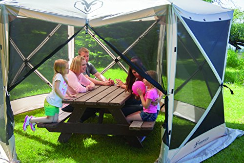 Gazelle 21500 G6 Pop Up Portable 6 Sided Hub Gazebo