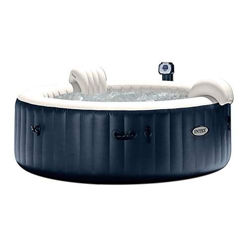 Intex 6 Person Inflatable Portable Heated Hot Tub on Amazon