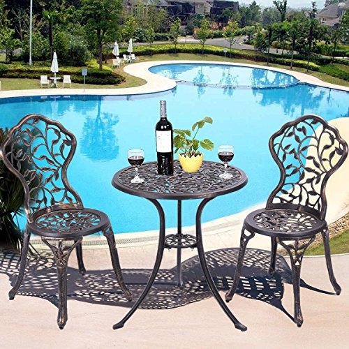 Outdoor Bistro Set from Amazon