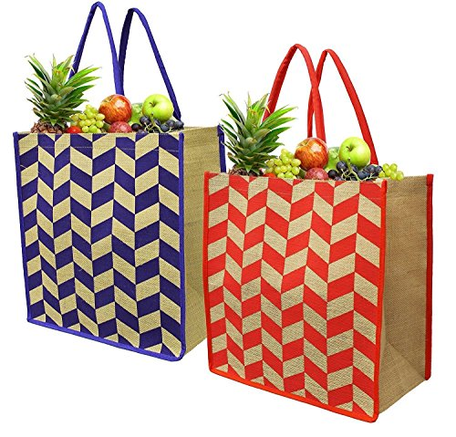 Earthwise Reusable Grocery Bags from Amazon