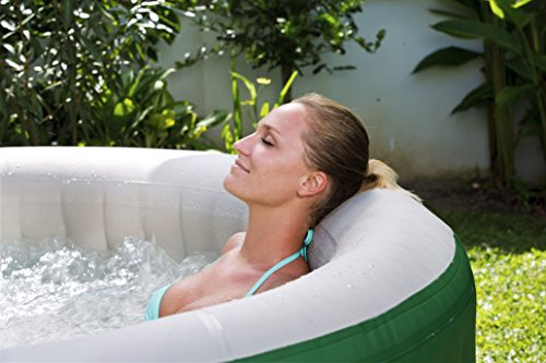 Coleman SaluSpa 4-person Portable Inflatable Spa Helps You Relax