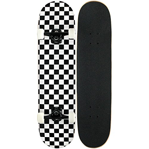 Skateboard Complete with Designs