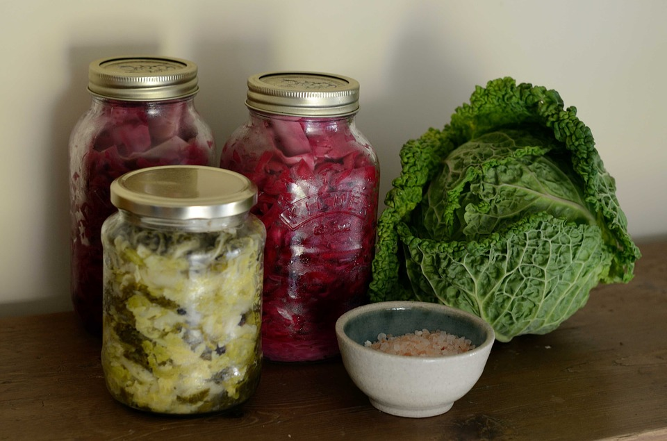 Fermenting your food