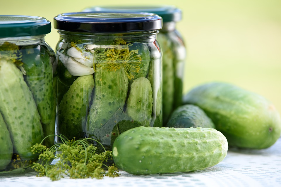 Pickling your food
