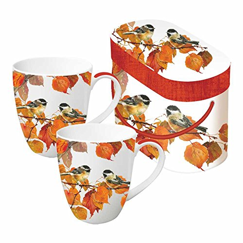 Autumn Theme Mugs
