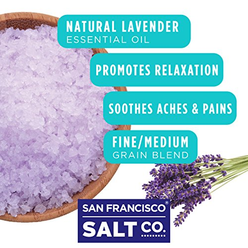 Bath Salt from San Francisco Salt Company