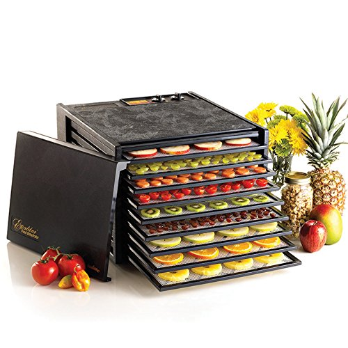 Excalibur 9-Tray Electric Food Dehydrator…