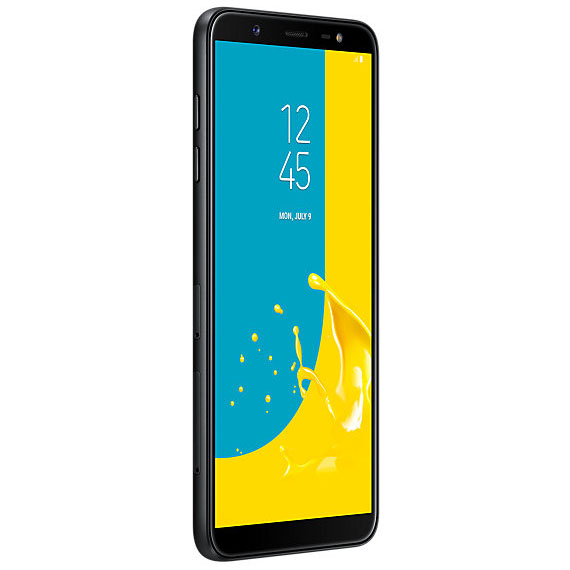 Samsung Galaxy J8 Aspect Black