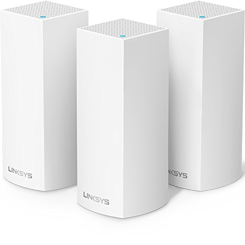 Linksys Velop Tri-band Whole Home WiFi SystemAC2200