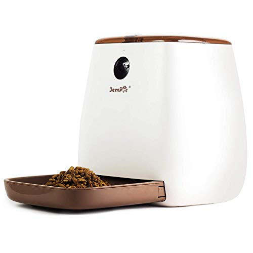JEMPET 12 Meals Automatic Pet Feeder