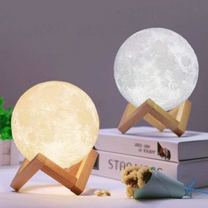 3D Full Moon Lamp