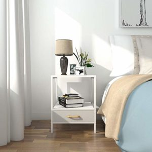 Lifewit Small Nightstand Bedside Table