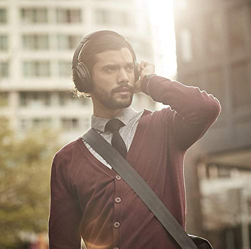 Noise Cancelling Headset for the Commute