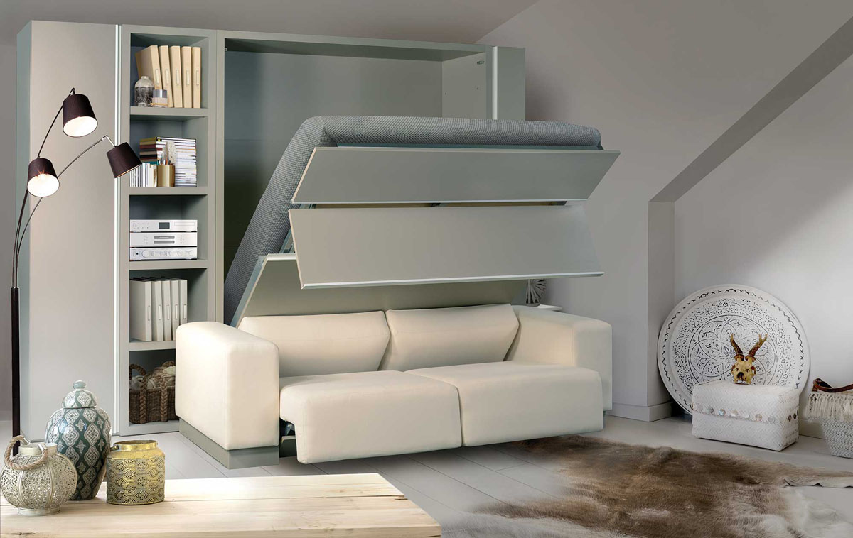 10 Diffe Murphy Beds To Maximise