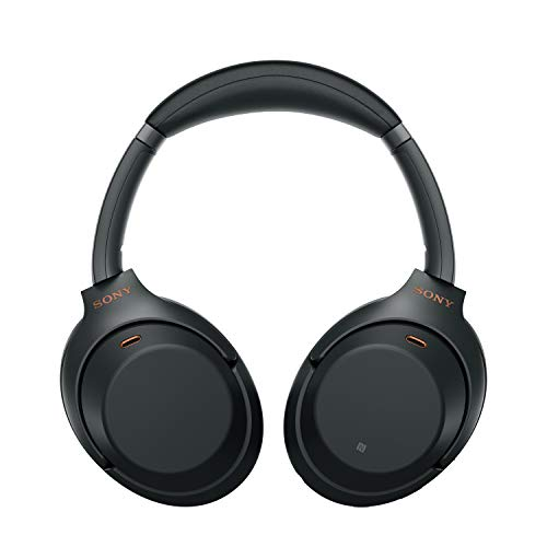 Sony WH-1000XM3 Noise Cancelling Headphones - Over Ear