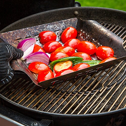 BBQ Vegetable Grilling Basket