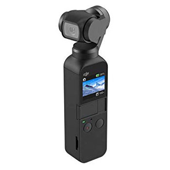 DJI Osmo Pocket Colour Touchscreen