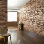 Stick Wood ideas for wood feature wall