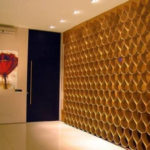 Decorative Wall Paneling Designs Astonishing Wooden Divider
