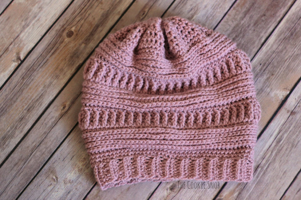 Slouchy Beanie by Cookie Snob